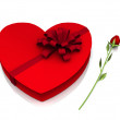 Stock Photo: Valentine gifts