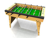 Foosball table. — Stock Photo