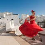 Flamenco dancer — Stock Photo #5227974