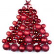 Christmas decorations closeup — Stock Photo