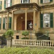 Old Savannah home - Foto Stock
