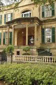 Old Savannah home — Stock Photo