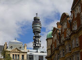 BT Tower in London — Stock Photo