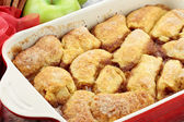 Apple Dumplings — Stock Photo