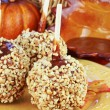 Foto Stock: Candy Apples