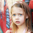 Worried Child — Stock Photo