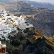 Famous island of santorini, Greece — Stock Photo