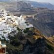 Famous island of santorini, Greece — Stock Photo