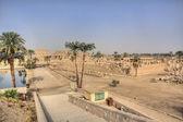 Karnak temple in Egypt — Photo