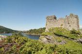 Tioram Castle in Scotland — Stock Photo