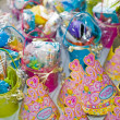 Birthday Favors for a Little Girl's Party — Stock Photo