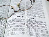 The Proverbs — Stock Photo