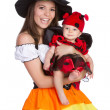 Halloween Costumes - Stock Photo