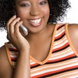 Telephone Woman — Stock Photo