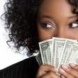 Money Woman — Stock Photo #4001805