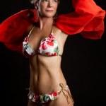 Bikini Woman — Stock Photo #4023243