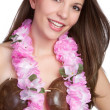Hawaiian Woman — Stock Photo #4030590