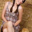 Country Girl — Stock Photo #4064470