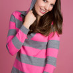 Girl Wearing Pink — Stock Photo #4719690