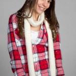 Winter Girl — Stock Photo #4751432