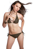 Sexy Bikini Woman — Stock Photo