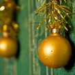 Christmas-tree decorations — Stock Photo #4712527