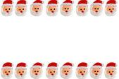 Confine di Santa — Foto Stock