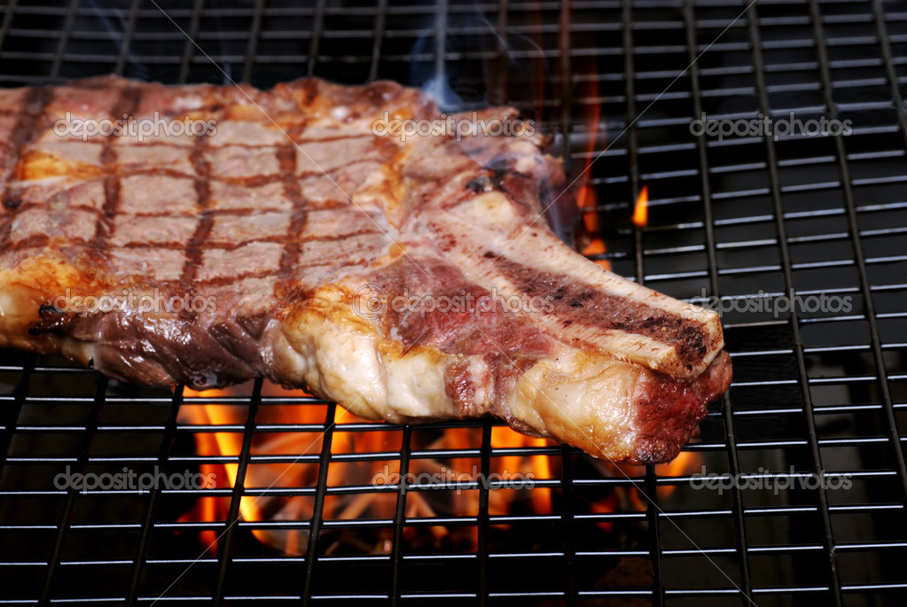 how to cook steak on a barbecue