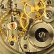Stock Photo: Clockwork