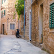 Stock Photo: Street in Hvar