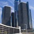 Renaissance Center - Stock Photo