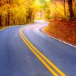 Winding road - Stock Photo