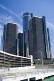 Renaissance Center — Stock Photo