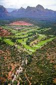 Arizona - golf country — Stock Photo