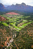 Arizona - golf country — Stock Photo
