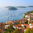 Dalmatian coast — Stock Photo