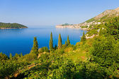 Croatian coast — Stock Photo