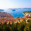 Stock Photo: Dalmatian coast
