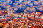 Hvar Cityscape — Stock Photo