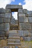 Inca fortress — Stock Photo