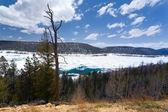 Lago navajo — Foto Stock