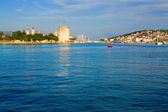 Trogir Seascape — Stock Photo