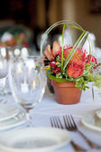Table Centerpiece — Stock Photo