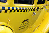 Auburn Taxi Cab — Stock Photo
