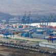 Port Vostochny in Nachodktown in Russia — Stockfoto #5100982