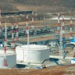 Fuel Storage Tanks — Stock Photo