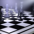 Stock Photo: Chessboard