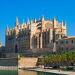 Kathedrale La Seu Palma de Mallorca — Stock Photo