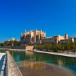 Kathedrale Palma de Mallorca — Stock Photo