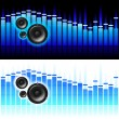 Royalty-Free Stock Vector Image: Sound Waves